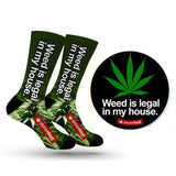 WEED IS LEGAL DAB MAT + SOCK COMBO-StonerDays