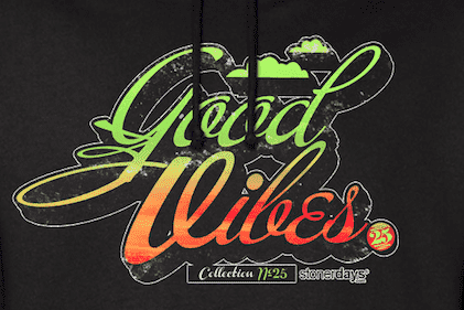 WOMENS GOOD VIBES TANK