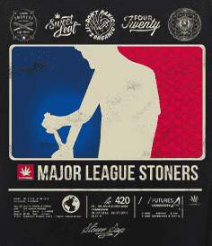 WOMENS MAJOR LEAGUE STONER TANK