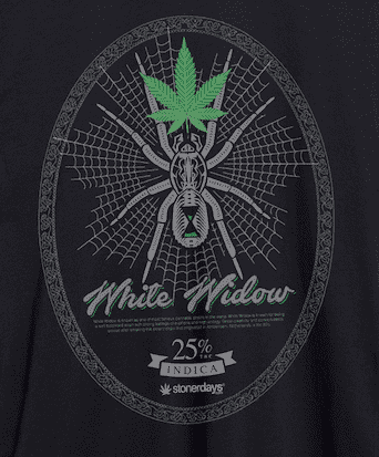 WOMENS WHITE WIDOW TANK