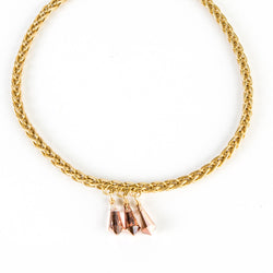 Helia Necklace - Gold