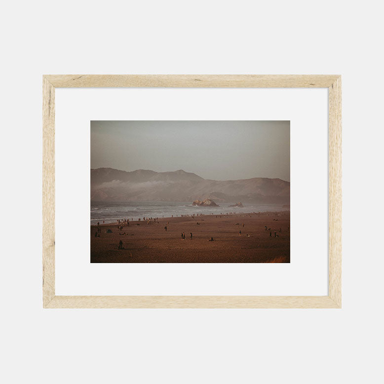 Photographic Print | Ocean Beach II