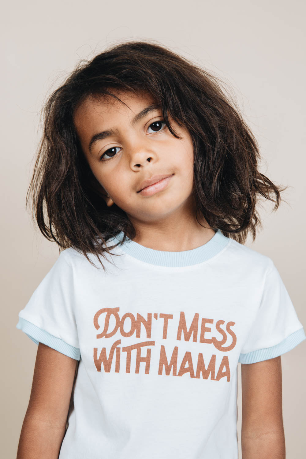 Don't Mess with Mama | Ringer Tee