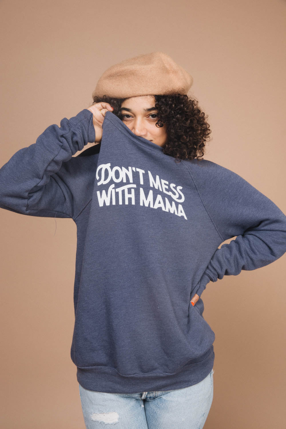 Don't Mess with Mama | Unisex Sweatshirt