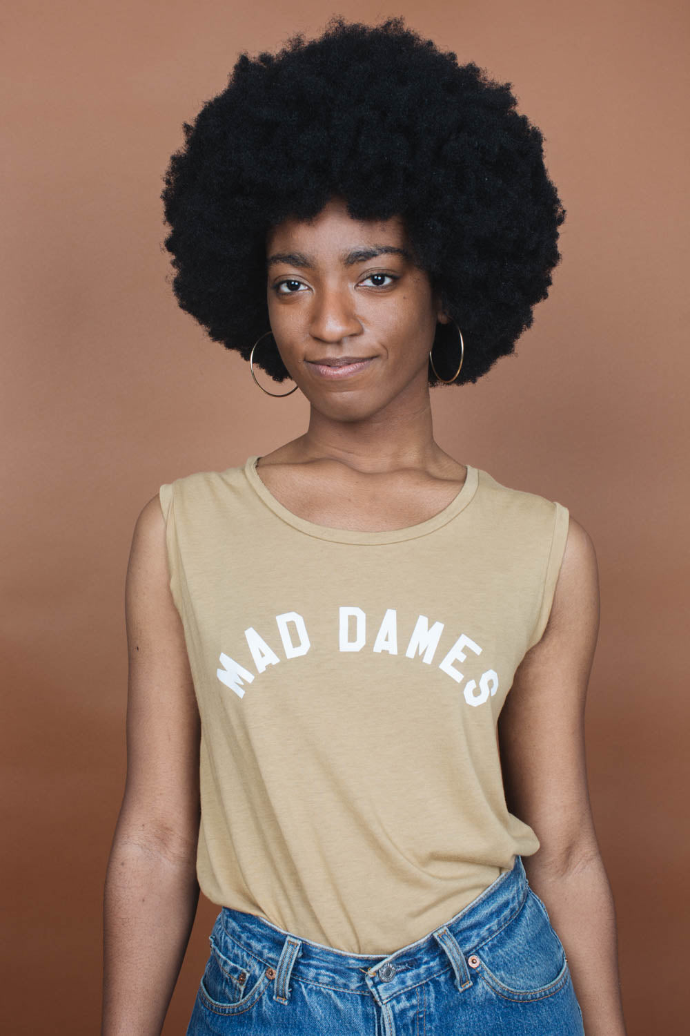 Mad Dames | Muscle Tee