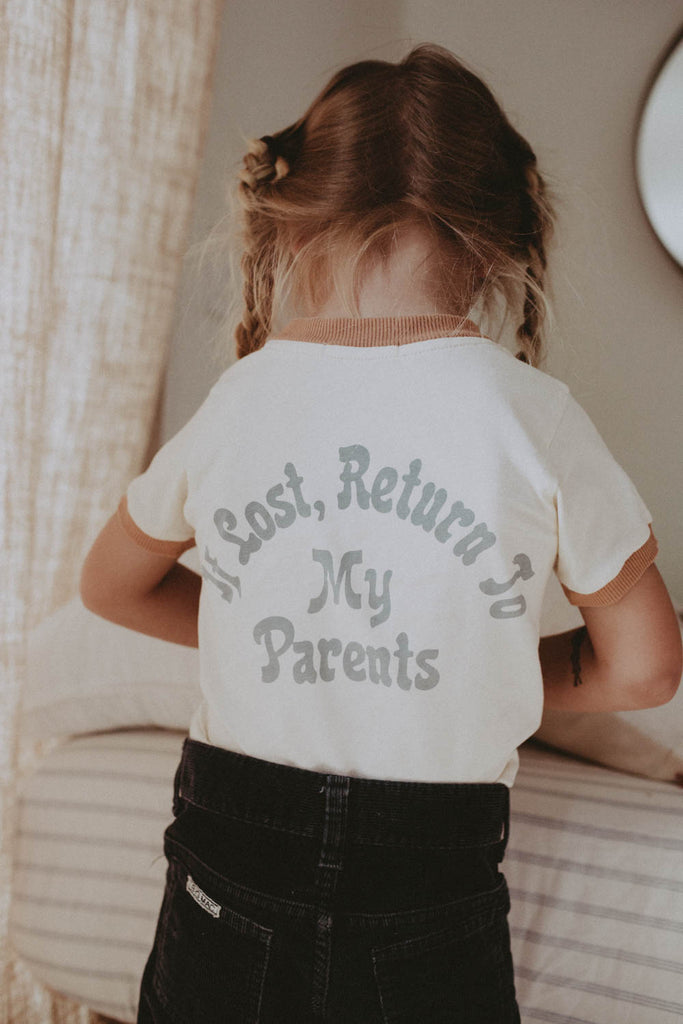 If Lost, Return to My Parents