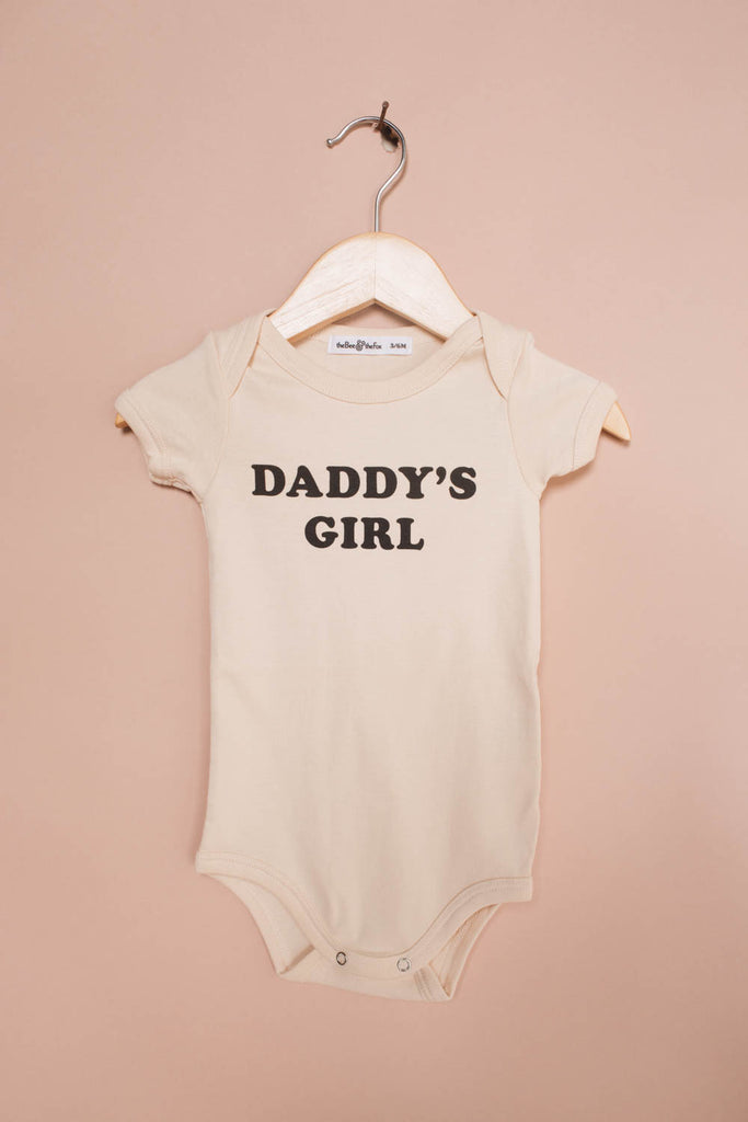 Daddy's Girl | Natural Onesie