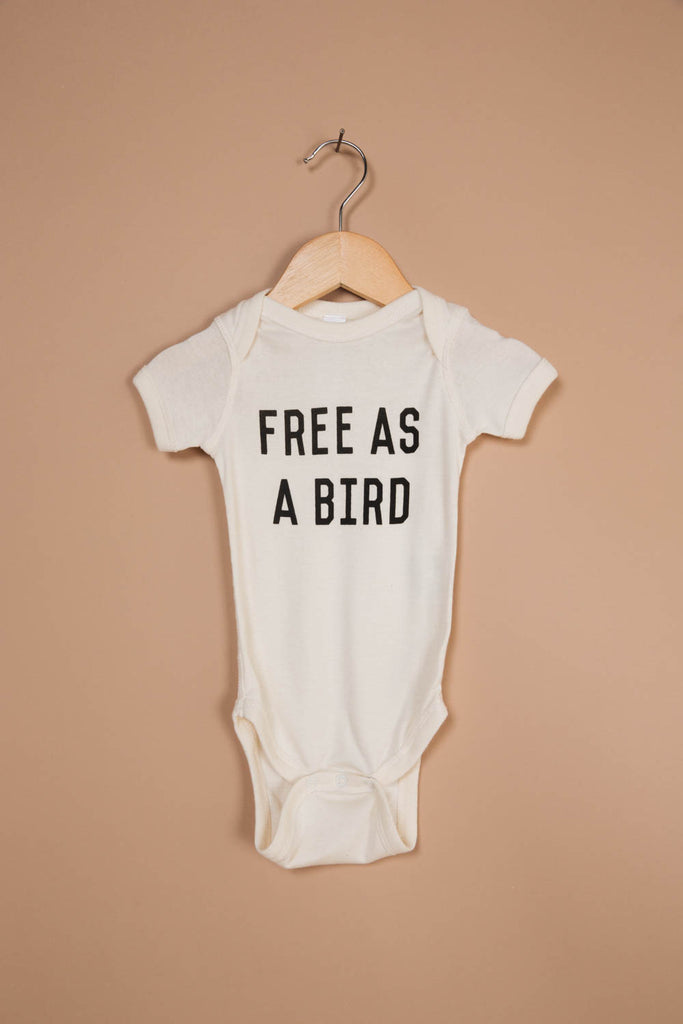 Free As A Bird | Onesie