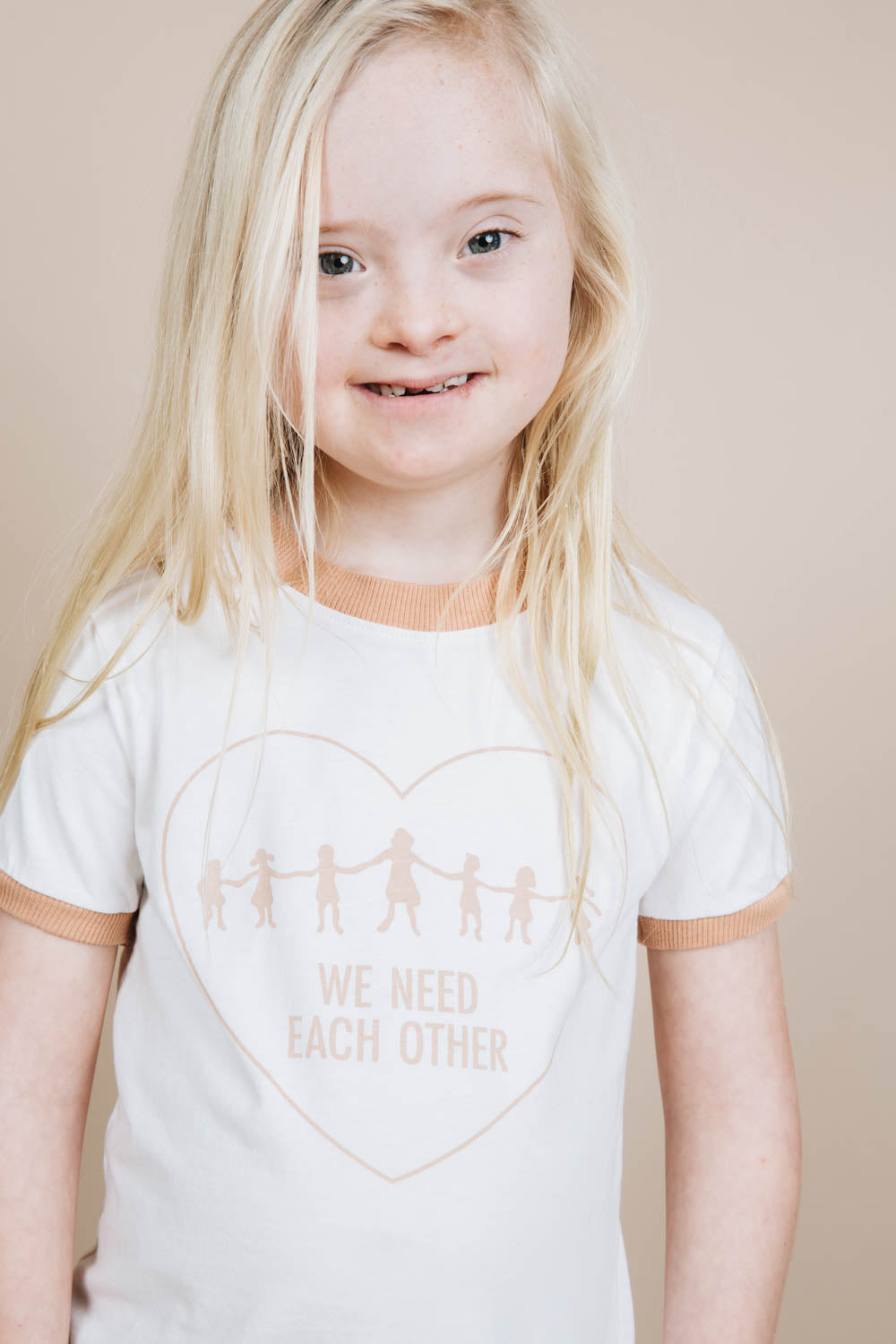 We Need Each Other | Ringer Tee