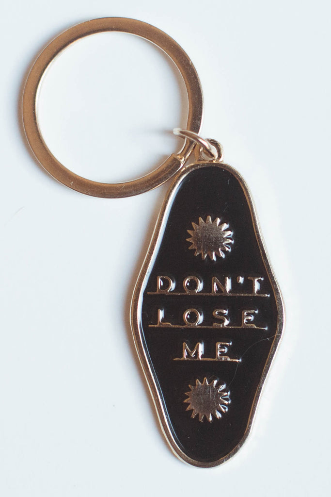 Keychain | Don't Lose Me