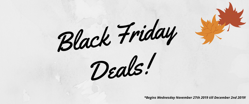 Upcoming Black Friday Deals 2019