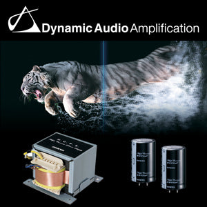 Onkyo TX-NR555 Dynamic Audio Amplification