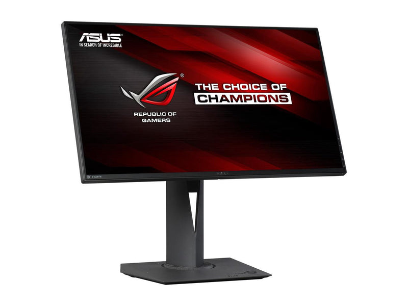 ASUS PG279Q Front Angled View