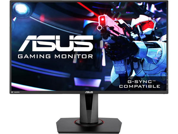 ASUS VG278Q Gaming Monitor - 27inch, Full HD, 1ms, 144Hz, G-SYNC (Certified Refurbished)