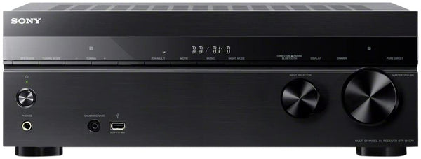 Sony STR-DH770 7.2ch Home Theatre AV Receiver (Certified Refurbished)