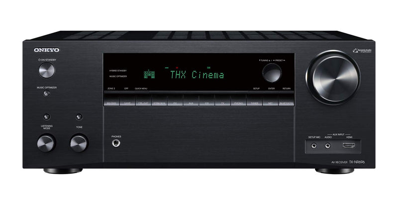 Onkyo TX-NR696 Front