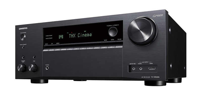 Onkyo TX-NR686 Front