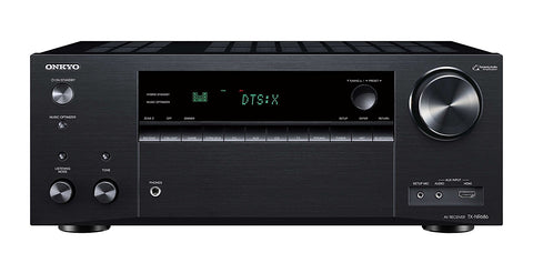 Onkyo TX-NR686 Front Panel