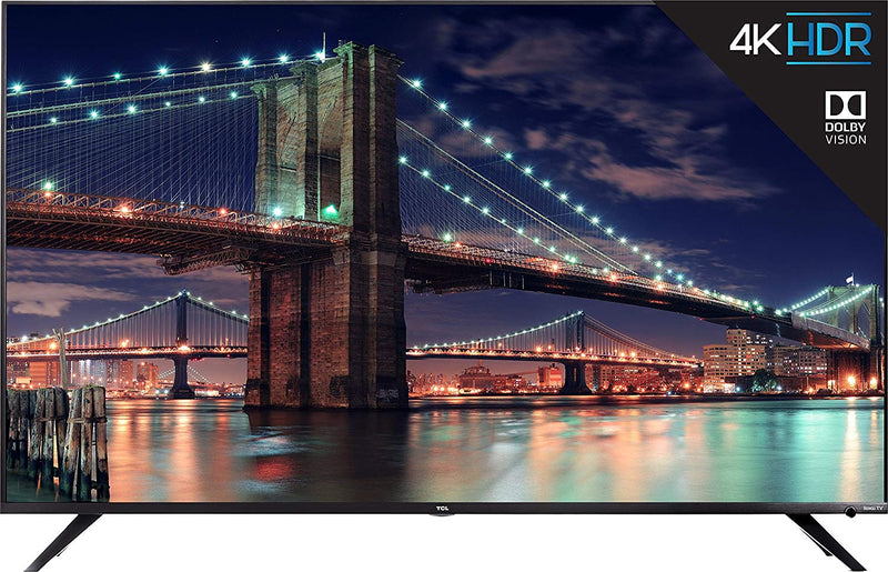 "TCL TV 65"" 65R615 Front"