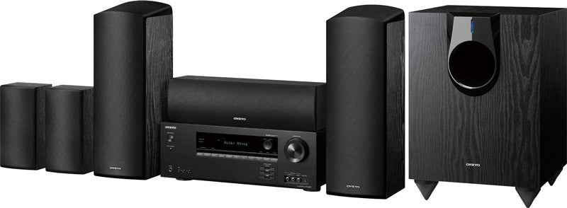 Onkyo HT-S5800 5.1.2-Channel Home Theater System (Certified Refurbished)