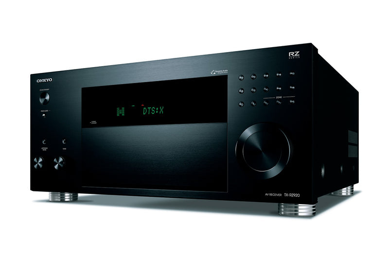 Onkyo TX-RZ920 9.2 Channel Network A/V Receiver (Certified Refurbished)