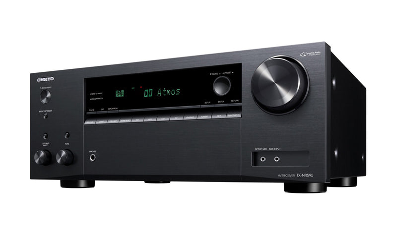 Onkyo TX-NR595 7.2 - Channel Network A/V Receiver (Certified Refurbished)