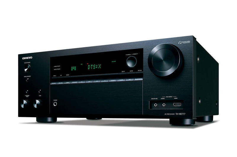 7.2 Channel, Onkyo, THX Certified, Atmos