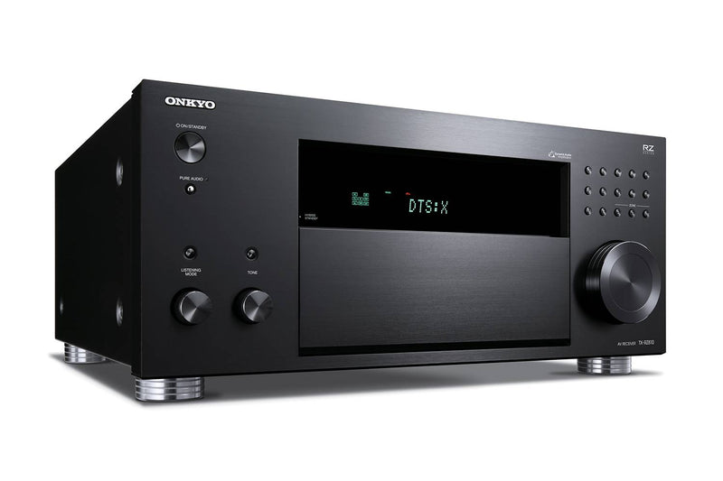 Onkyo TX-RZ810 Front Angled