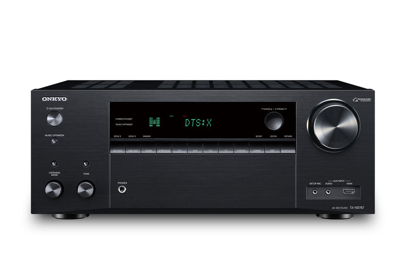 Onkyo TX-NR787 Front Panel