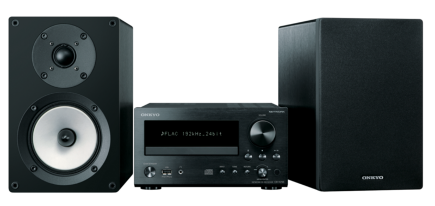 Onkyo CS-N755 Network Hi-Fi Mini System (B-STOCK)