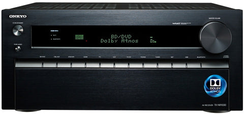 Onkyo TX-NR1030 Front