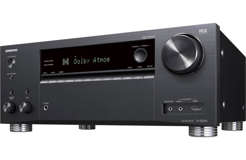Onkyo TX-RZ630 9.2-Channel Network A/V Receiver (Certified Refurbished)