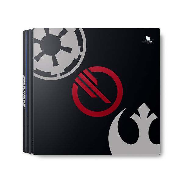 Sony Playstion PRO 1TB Star Wars Edition CONSOLE ONLY (Refurbished)