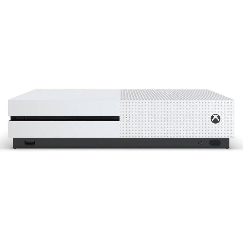Microsoft XBOX ONE S 1TB White CONSOLE ONLY (Refurbished)