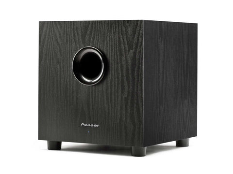 Pioneer SW-8MK2 100-Watt Powered Subwoofer (B-STOCK)