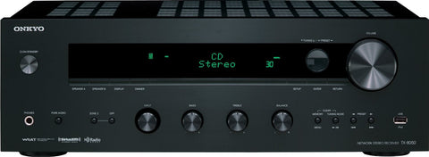 Onkyo TX-8050 Network Stereo Receiver (B-STOCK)