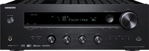Onkyo TX-8160 Network Stereo Receiver (B-STOCK)