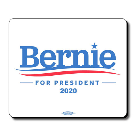 Bernie Sanders For President 2020 Mouse Pad