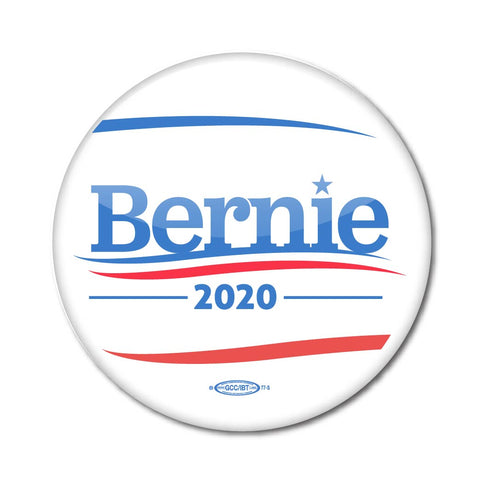 Bernie Sanders for President 2020 Campaign Button 5-Pack