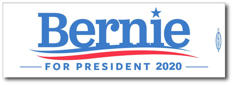 Bernie Sanders for President 2020 Bumper Sticker