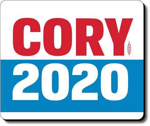 Cory Booker For President 2020 Mouse Pad