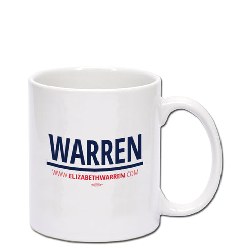 Elizabeth Warren for President 2020 Coffee Mug