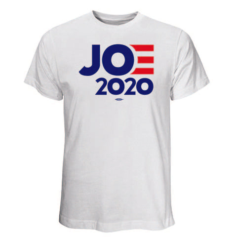 Joe Biden for President 2020 White T-Shirt