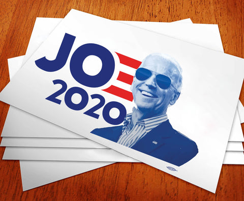 Joe Biden For President 2020 Rally Sign