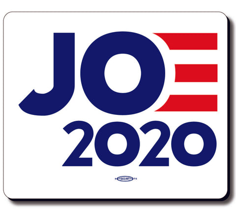 Joe Biden For President 2020 White Mouse Pad