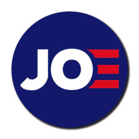 Joe Biden for President 2020 Blue Campaign Button
