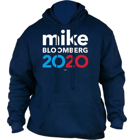Michael Bloomberg for President 2020 Hoodie