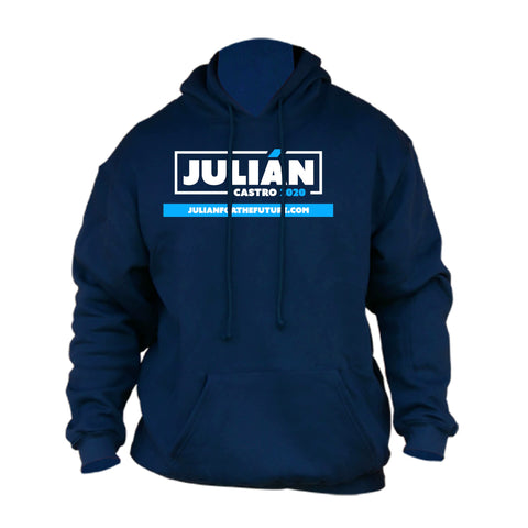 Julián Castro for President 2020 Navy Hoodie