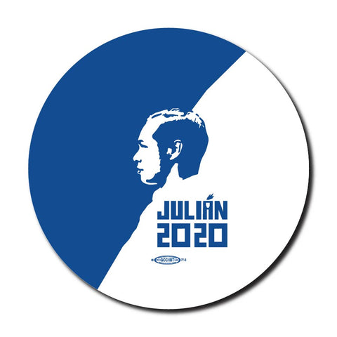 Julián Castro for President 2020 Campaign Button