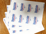 Biden 2020 Rectangle Sticker Sheets